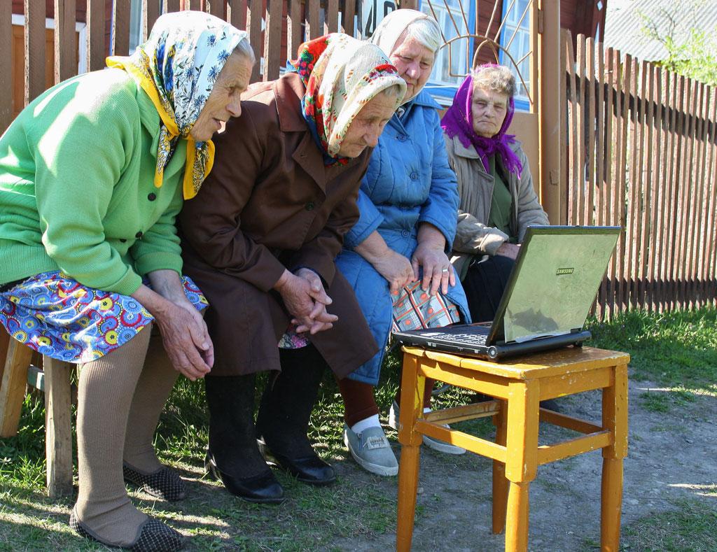 Видеоигры удерживают интеллект пожилым людям— Ученые